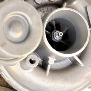 Turbosuflantă 714652-2006 - Fiat Ducato, Iveco Daily